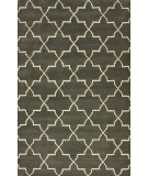RugStudio presents Nuloom Modella Star Trellis Nickel Hand-Tufted, Good Quality Area Rug