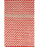 RugStudio presents Nuloom Modella Thin Chevron Daredevil Hand-Tufted, Good Quality Area Rug