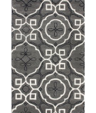 RugStudio presents Nuloom Modella Mara Grey Hand-Tufted, Good Quality Area Rug