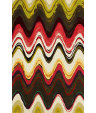 RugStudio presents Nuloom Hand Tufted Watercolor Dark Multi Hand-Tufted, Good Quality Area Rug