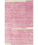 RugStudio presents Nuloom Hand Tufted Pretty In Pink Natural Hand-Tufted, Good Quality Area Rug