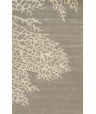RugStudio presents Nuloom Hand Tufted Randolph Grey Hand-Tufted, Good Quality Area Rug