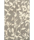 RugStudio presents Nuloom Hand Tufted Wilbert Grey Hand-Tufted, Good Quality Area Rug