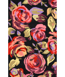 RugStudio presents Nuloom Hand Tufted Kendra Pink Hand-Tufted, Good Quality Area Rug