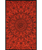 RugStudio presents Nuloom Hand Tufted Ryan Fireworks Hand-Tufted, Good Quality Area Rug