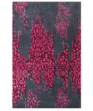 RugStudio presents Nuloom Hand Tufted Luca Grey Hand-Tufted, Good Quality Area Rug