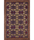 RugStudio presents Nuloom Hand Tufted Ginkens Camel Hand-Tufted, Good Quality Area Rug