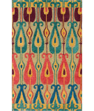 RugStudio presents Nuloom Hand Tufted Emil Ikat Natural Hand-Tufted, Good Quality Area Rug