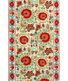 RugStudio presents Nuloom Hand Tufted Sarachi Multi Hand-Tufted, Good Quality Area Rug