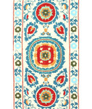 RugStudio presents Nuloom Hand Tufted Azteka Multi Hand-Tufted, Good Quality Area Rug