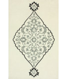 RugStudio presents Nuloom Hand Tufted Marissa Grey Hand-Tufted, Good Quality Area Rug