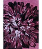 RugStudio presents Nuloom Modella Watercolor Aubergine Hand-Tufted, Good Quality Area Rug