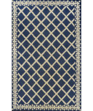 RugStudio presents Nuloom Hand Tufted Jerome Navy Hand-Tufted, Good Quality Area Rug