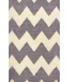 RugStudio presents Nuloom Hand Tufted Cecelia Grey Hand-Tufted, Good Quality Area Rug