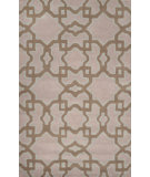 RugStudio presents Nuloom Hand Tufted Kayla Brown Hand-Tufted, Good Quality Area Rug