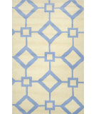 RugStudio presents Nuloom Hand Tufted Shari Ivory Hand-Tufted, Good Quality Area Rug