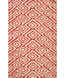 RugStudio presents Nuloom Hand Tufted Edith Red Hand-Tufted, Good Quality Area Rug