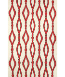 RugStudio presents Nuloom Flatweave Wanda Red Flat-Woven Area Rug