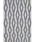 RugStudio presents Nuloom Flatweave Wanda Light Blue Flat-Woven Area Rug
