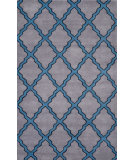 RugStudio presents Nuloom Hand Tufted Elias Grey Hand-Tufted, Good Quality Area Rug