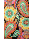 RugStudio presents Nuloom Hand Looped Opal Multi Hand-Hooked Area Rug