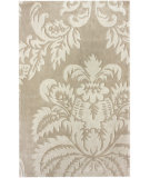RugStudio presents Nuloom Cine Ornate Transitions Ivory Hand-Tufted, Good Quality Area Rug