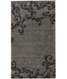 RugStudio presents Nuloom Cine Calum Grey Hand-Tufted, Good Quality Area Rug
