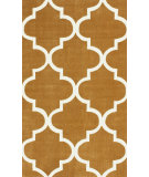 RugStudio presents Nuloom Hand Tufted Contempo Trellis Copper Hand-Tufted, Good Quality Area Rug
