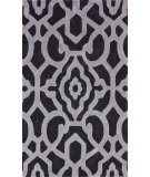 RugStudio presents Nuloom Cine Tonal Medallion Charcoal Hand-Tufted, Good Quality Area Rug