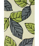 RugStudio presents Nuloom Hand Tufted Autumn Green Hand-Tufted, Good Quality Area Rug