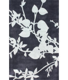 RugStudio presents Nuloom Hand Tufted Baron Charcoal Hand-Tufted, Good Quality Area Rug