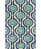 RugStudio presents Nuloom Hand Tufted Bond Blue Hand-Tufted, Good Quality Area Rug
