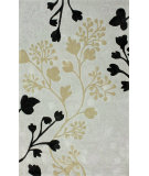 RugStudio presents Nuloom Hand Tufted Miguel Grey Hand-Tufted, Good Quality Area Rug