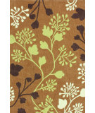 RugStudio presents Nuloom Hand Tufted Miguel Orange Hand-Tufted, Good Quality Area Rug