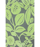 RugStudio presents Nuloom Hand Tufted Helena Green Hand-Tufted, Good Quality Area Rug