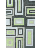 RugStudio presents Nuloom Hand Tufted Anna Green Hand-Tufted, Good Quality Area Rug