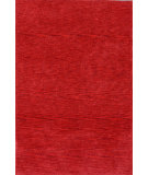 RugStudio presents Nuloom Hand Tufted Danilo Red Hand-Tufted, Good Quality Area Rug