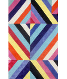 RugStudio presents Nuloom Hand Tufted Roxy Multi Hand-Tufted, Good Quality Area Rug