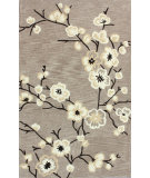 RugStudio presents Nuloom Hand Tufted Om Oatmeal Hand-Tufted, Good Quality Area Rug