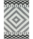 RugStudio presents Nuloom Hand Tufted Enrique Light Grey Hand-Tufted, Good Quality Area Rug