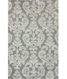 RugStudio presents Nuloom Hand Tufted Sarah Grey Hand-Tufted, Good Quality Area Rug