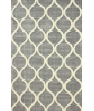 RugStudio presents Nuloom Hand Tufted Marco Slate Hand-Tufted, Good Quality Area Rug