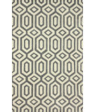 RugStudio presents Nuloom Hand Tufted Josephine Slate Hand-Tufted, Good Quality Area Rug