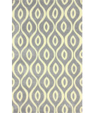 RugStudio presents Nuloom Hand Tufted Horatio Grey Hand-Tufted, Good Quality Area Rug