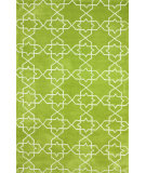 RugStudio presents Nuloom Hand Tufted Lina Green Hand-Tufted, Good Quality Area Rug