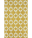 RugStudio presents Nuloom Hand Tufted Clove Stamp Gold Hand-Tufted, Good Quality Area Rug