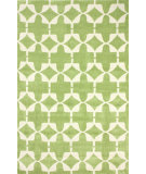 RugStudio presents Nuloom Hand Tufted Clove Stamp Green Hand-Tufted, Good Quality Area Rug