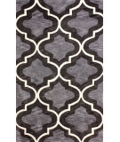 RugStudio presents Nuloom Hand Tufted Zachery Grey Hand-Tufted, Good Quality Area Rug