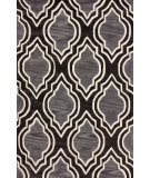 RugStudio presents Nuloom Hand Tufted Anson Grey Hand-Tufted, Good Quality Area Rug