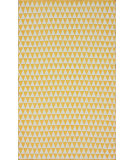 RugStudio presents Nuloom Hand Woven Spectrum Yellow Woven Area Rug